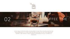 커피 타임 PPT 프레젠테이션_14