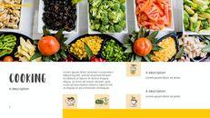 다양한 요리 (요식업) 파워포인트 템플릿 멀티디자인_07