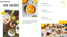 다양한 요리 (요식업) 파워포인트 템플릿 멀티디자인_10