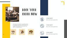 다양한 요리 (요식업) 파워포인트 템플릿 멀티디자인_11