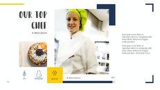 다양한 요리 (요식업) 파워포인트 템플릿 멀티디자인_15