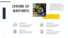 다양한 요리 (요식업) 파워포인트 템플릿 멀티디자인_17