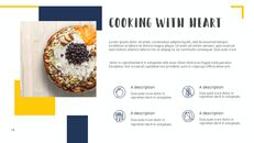 다양한 요리 (요식업) 파워포인트 템플릿 멀티디자인_18