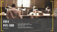 다양한 요리 (요식업) 파워포인트 템플릿 멀티디자인_20