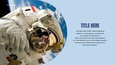 우주 프레젠테이션용 Google 슬라이드_19