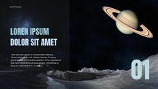 우주 프레젠테이션용 Google 슬라이드_32