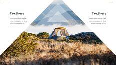 캠핑 프레젠테이션용 Google 슬라이드 테마_15