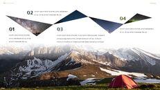 캠핑 프레젠테이션용 Google 슬라이드 테마_21