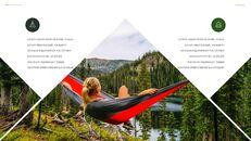 캠핑 프레젠테이션용 Google 슬라이드 테마_22