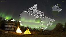 캠핑 프레젠테이션용 Google 슬라이드 테마_23
