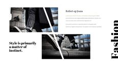 남자의 스타일과 패션 프레젠테이션 PowerPoint 템플릿 디자인_04