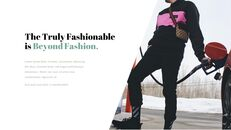 남자의 스타일과 패션 프레젠테이션 PowerPoint 템플릿 디자인_16