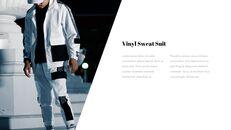 남자의 스타일과 패션 프레젠테이션 PowerPoint 템플릿 디자인_17