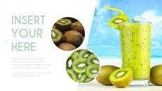여름 해변 프레젠테이션 PowerPoint 템플릿 디자인_18