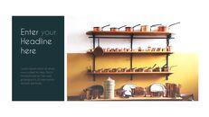 주방 용품 PowerPoint 템플릿 디자인_15