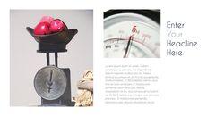 주방 용품 PowerPoint 템플릿 디자인_22