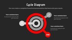 체육관과 피트니스 프레젠테이션용 Google 슬라이드 테마_19