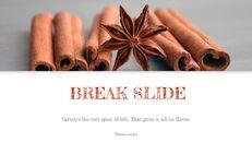 향신료와 조미료 테마 Google 슬라이드_10