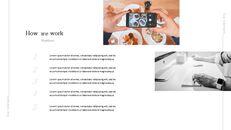 인플루언서 마케팅 피치 심플한 Google 슬라이드 템플릿_11