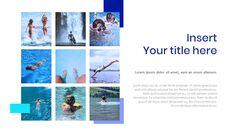 여름 방학 프레젠테이션용 PowerPoint 템플릿_05
