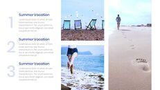 여름 방학 프레젠테이션용 PowerPoint 템플릿_35