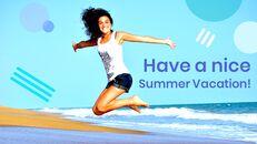 여름 방학 프레젠테이션용 PowerPoint 템플릿_40