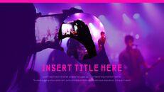 음악 축제 Google 슬라이드 프레젠테이션 템플릿_05