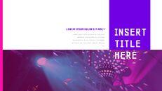 음악 축제 Google 슬라이드 프레젠테이션 템플릿_16