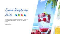 여름 음료 Google 프레젠테이션 슬라이드_09