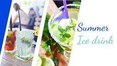 여름 음료 Google 프레젠테이션 슬라이드_13