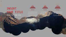 화산 심플한 Google 슬라이드 템플릿_09