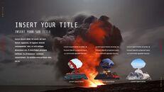 화산 심플한 Google 슬라이드 템플릿_16