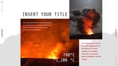 화산 심플한 Google 슬라이드 템플릿_20
