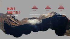 화산 테마 PPT 템플릿_09
