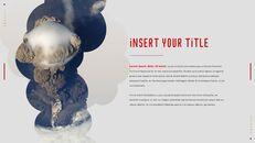 화산 테마 PPT 템플릿_13