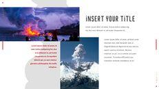 화산 테마 PPT 템플릿_21