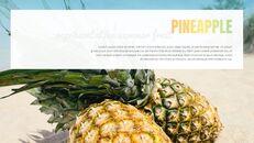 여름 파인애플 & 수박 구글 슬라이드_03