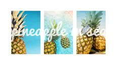 여름 파인애플 & 수박 구글 슬라이드_24