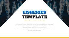 어업 Google 슬라이드 프레젠테이션 템플릿_18