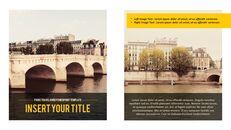 파리 여행 가이드 테마 PT 템플릿_14