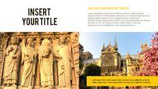 파리 여행 가이드 테마 PT 템플릿_21