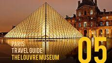 파리 여행 가이드 테마 PT 템플릿_26