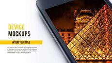 파리 여행 가이드 테마 PT 템플릿_38