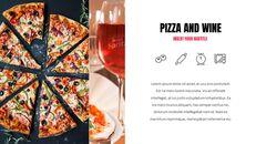 피자 구글슬라이드 테마 & 템플릿_13
