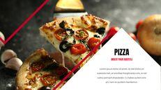 피자 구글슬라이드 테마 & 템플릿_15
