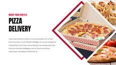 피자 구글슬라이드 테마 & 템플릿_16