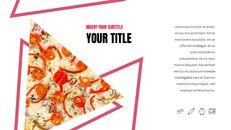 피자 구글슬라이드 테마 & 템플릿_23
