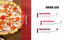 피자 구글슬라이드 테마 & 템플릿_37