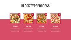 피자 프레젠테이션용 PowerPoint 템플릿_12