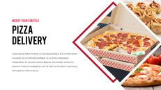 피자 프레젠테이션용 PowerPoint 템플릿_16
